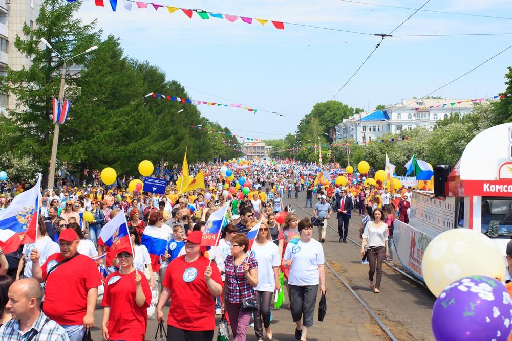 Поздравления с днем рождения города комсомольска-на-амуре
